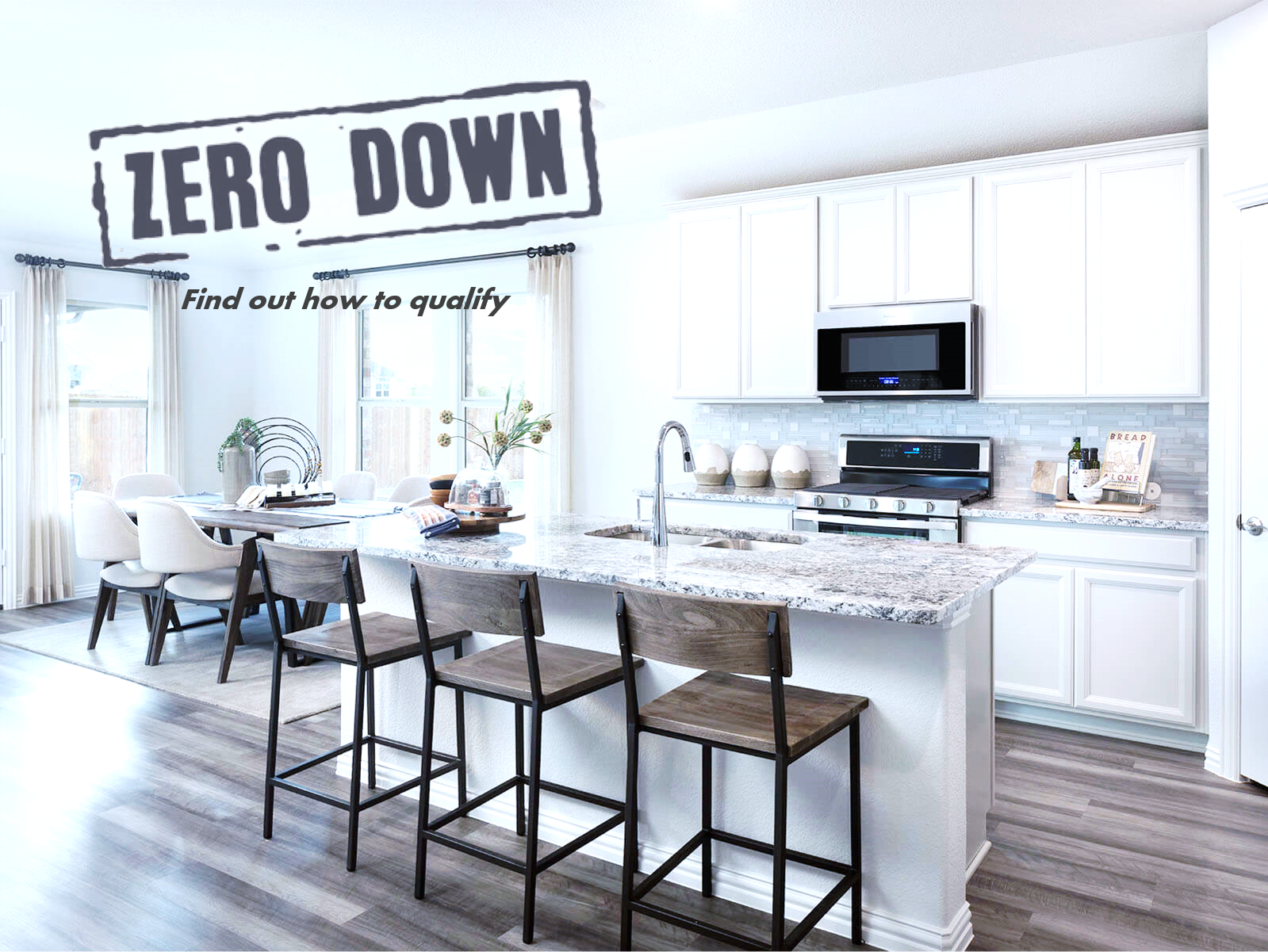 Zero Down Loans and Home Ownership